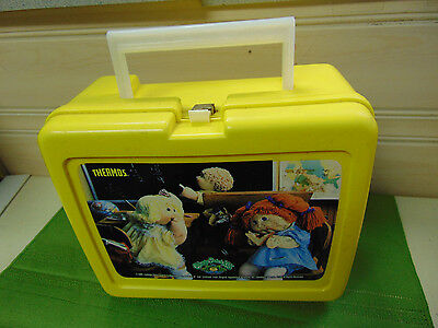 Cabbage Patch Kids Thermos Lunch Box 1985