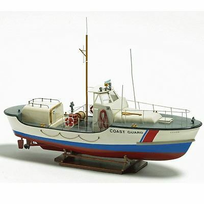 Billing Boats Model Kit - US Coast Guard Boat - 1:40 Scale - B100 - New