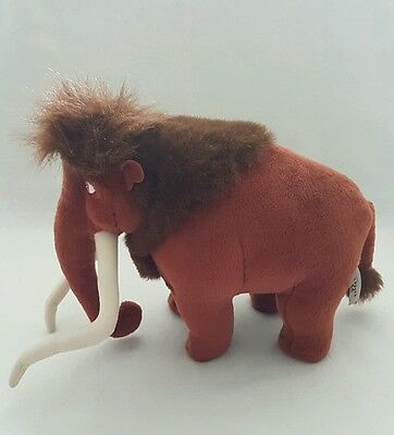 New* Ice Age Manny The Mammoth New Soft Toy Plush