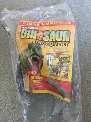 Natural History Museum Dinosaur Discovery Magazine Issue 50