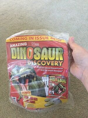 Natural History Museum Dinosaur Discovery Magazine Issue 48