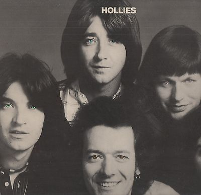 The Hollies - S/T 1974 UK Polydor LP. Ex!