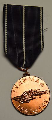 Finland WWII 1941-45 Continuation War Medal