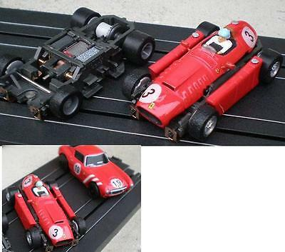 1/64 HO KIT Lancia D50 for tyco , tjet ...