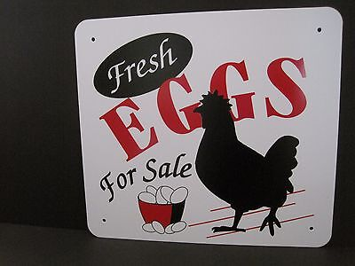 Sign: Fresh EGGS For Sale