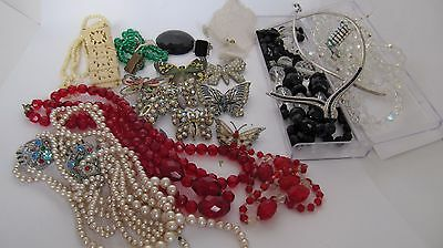 Job lot of jewellery for spare or repair