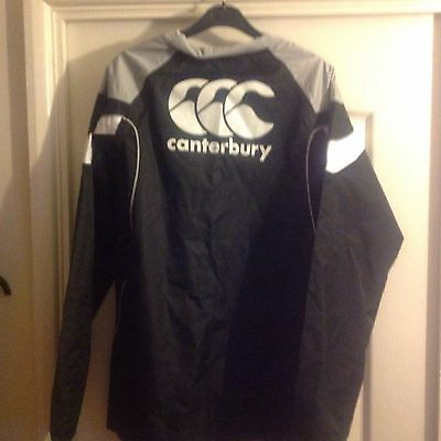 Rugby/ Hockey Unisex contact training top by canterbury Size Large