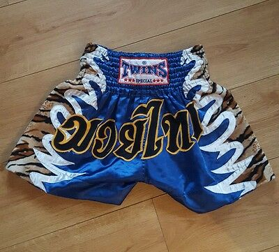 Twins Special thai boxing shorts