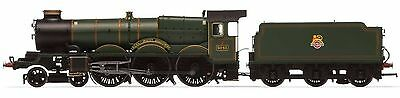 Hornby Oo R3301 'earl Of Mount Edgcumbe' Br Green Castle Class Loco *new* (D21)