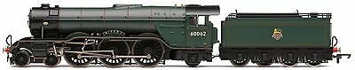 Hornby Oo R3312 'minoru' Br Green Class A3 4-6-2 Steam Loco 60062 *new* (D21)