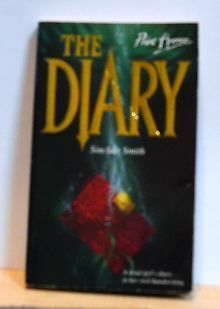 Point Horror The Diary by Sinclair Smith Good Condition