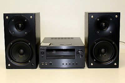 Pioneer XC-HM70DAB Network Receiver DAB CD iPod Internet Radio - With Speakers