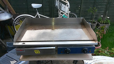 Commercial Electric catering griddle