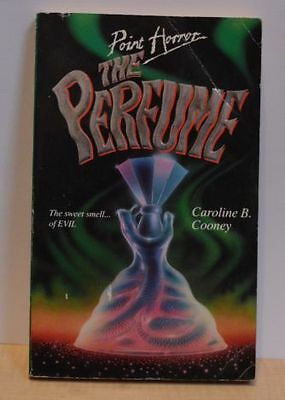 Point Horror The Perfume by Caroline B Cooney Good Condition