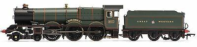 Hornby Oo R3331 'king James I' Gwr Green 4-6-0 Locomotive 6011 *new* (D21)