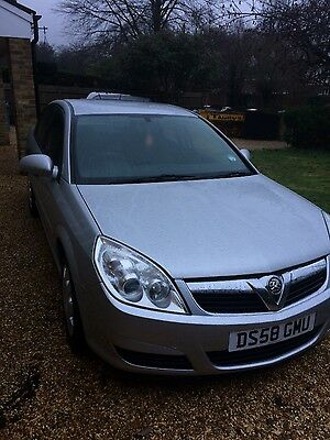 Vauxhall Vectra Life (Diesel) 1.9 cdti 2008