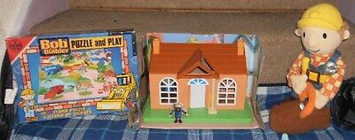 Bob The Builder- Sawing Bob, Puzzle, Bn Museum