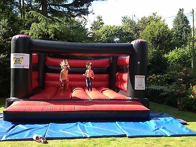 Bouncy Castle Hire Company Business FOR SALE Ideal Part time/weekend work job