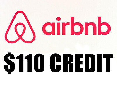 Airbnb $110 Off Promo Code! Instant Credit! NEW ACCOUNTS ONLY! Read Listing!