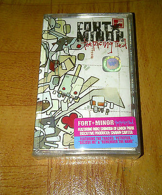 FORT MINOR the rising tied -2005 INDONESIA TAPE NEW linkin park Styles of Beyond