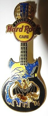 Hard Rock Cafe Pin - Online - Holiday Halloween  - 2006 - Limited edition of 100