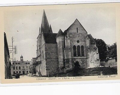 51 - CORMICY - (Marne) - L'Eglise - L'Abside