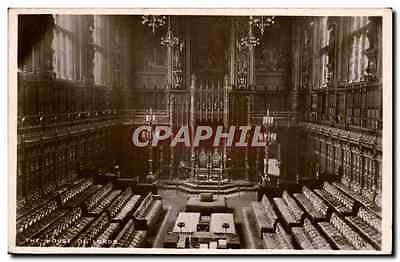 Angleterre - England - London - Londres - The House Of Lords - CPA