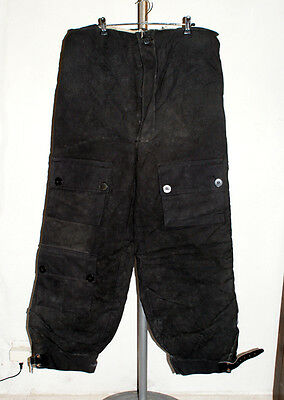 Surpantalon Salopette Fourre Moto Winter Overpants Lined