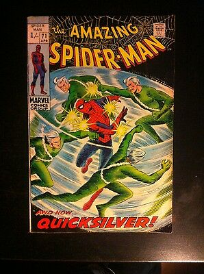 The Amazing Spider-Man #71 VG/FN
