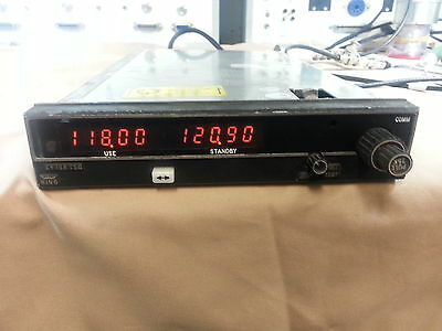 King KY 196 VHF communication transreceiver