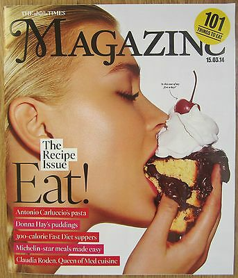 Eat! The Recipe issue - Times Magazine – 15 March 2014