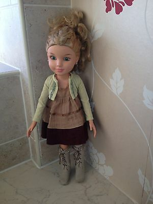 """Mga Best Friends Club Bfc 18"""" Kaitlin Blonde Doll With Original Outfit Vgc"""