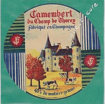 K13 Fromage Camembert Du Champ De Thorey Champagne
