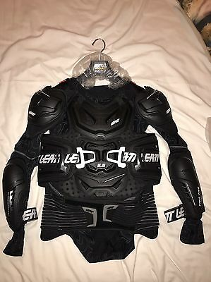 Brand New Least Body Protector 5.5 Black Size L/XL