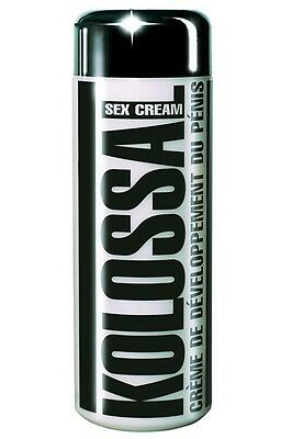 Kolossal Sex Cream 200 Ml - RUF - 800063 - 3548960030318