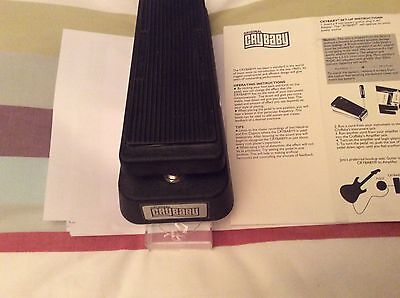 Jim Dunlop Original Crybaby: Model Gcb-95: Industry Standard Wah,excellent Cond