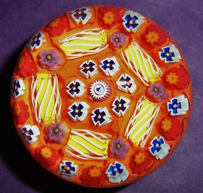 Perthshire Complex Millefiori Paperweight Up To 100 Paperweights In Store Now!