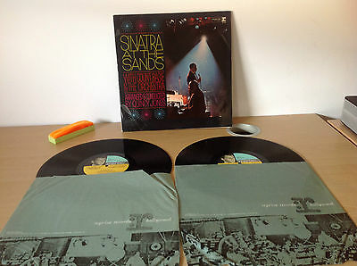 Sinatra At The Sands with Count Basie & Orchestra  Vinyl / LP Record