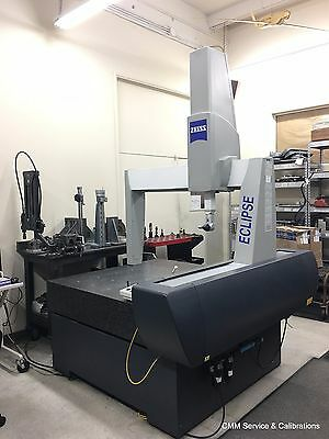 Zeiss Eclipse CMM 4040, C99 Control, RDS and Renishaw TP6 probe