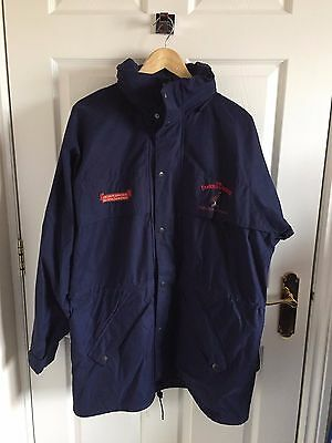 Vintage The Famous Grouse Scotch Whisky Golf Jacket From Open Championship Large