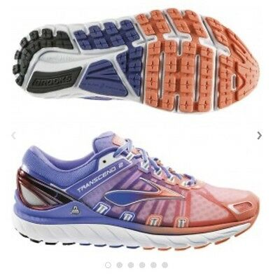 New Womens Running Trainers Size 7 Brooks Transcend 2