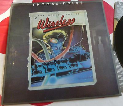 Thomas Dolby: The Golden Age of Wireless EMI Records VIP 1001 Vinyl LP