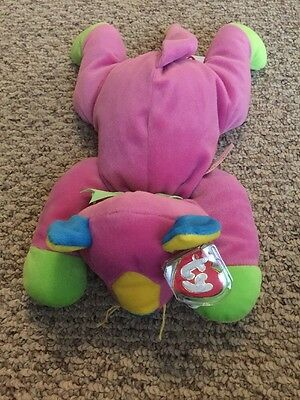 Ty Beanie Buddy - Meow 1998 With Tag Protector