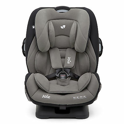 New Joie Every Stage Pumice Grey Group 0+/1/2/3 Car Seat From Birth Baby Carseat