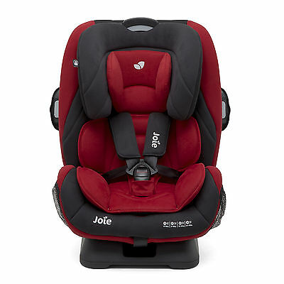 New Joie Every Stage Ladybird Group 0+/1/2/3 Car Seat From Birth Baby Carseat