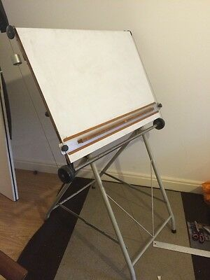 A1 Drawing Board Adjustable Height