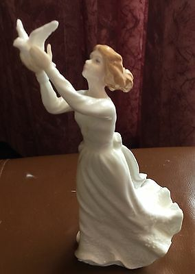 Royal Doulton Figurine Thinking of You