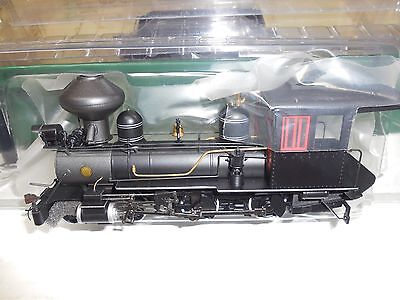 Bachmann Scale On30 #28325 4-4-0 Modern Steam Locomotive with Steel Cab and DCC