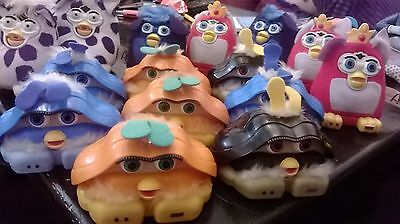 Furby and Shallby mc donalds toy bundle