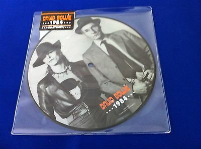 David Bowie - 1984 - Rsd 40Th Anniversary Picture Disc - New & Sealed